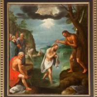 ref: PM_089638_B_Tournai; tableau, Baptême du Christ